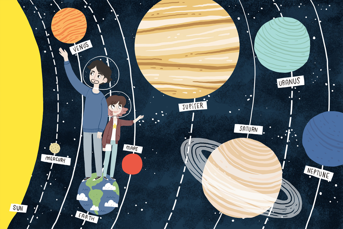 How do stars and planets form?