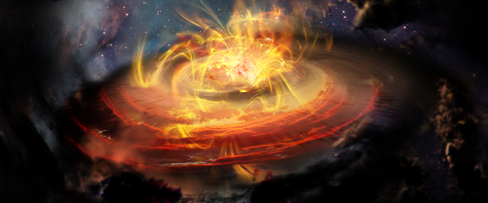 Chaotic magnetic fields pose no obstacle to star birth