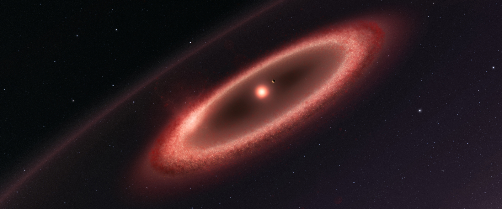 Nearest exoplanet may be part of larger system