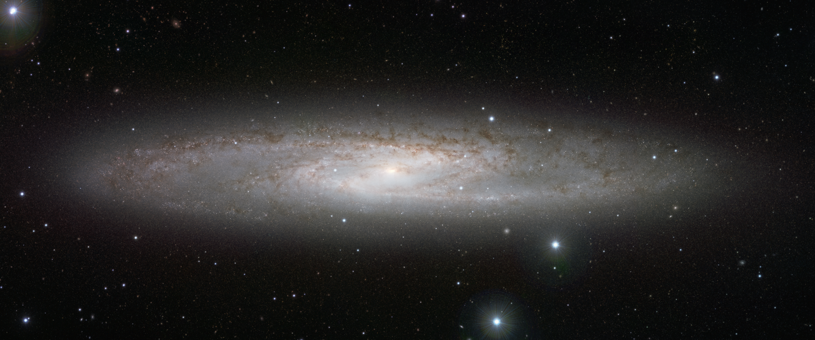 Molecular variety in distant dust clouds stuns astronomers