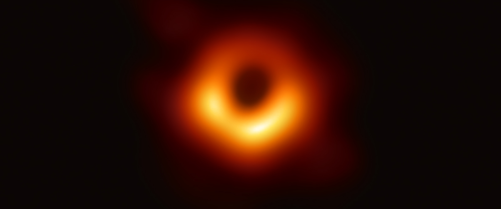 Say cheese, black hole! – you're on camera!
