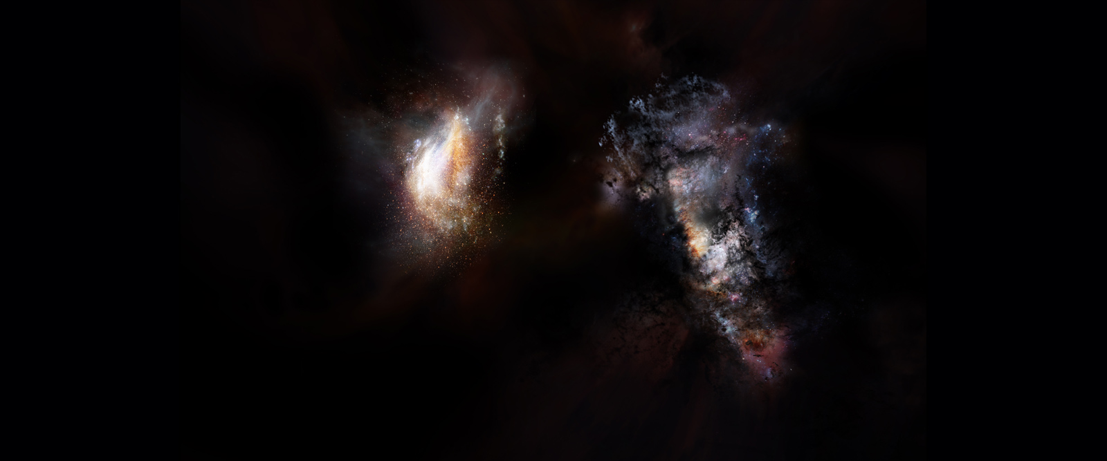 Massive galaxies found in early Universe